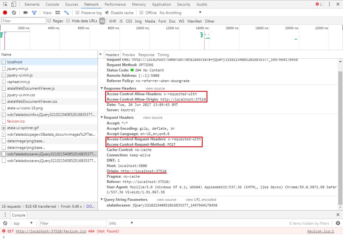 Tutorial: Demo Application (ASP NET Core) - Documentation
